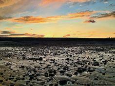 Wet Rocks at Sunset --> phogropathy
