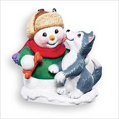 Snow Buddies 10 2007 Hallmark  Ornament -- This is an Amazon Affiliate link. You can find out more details at the link of the image.