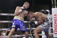 Ucraniano Bohachuk (18-0 18 KOs) vence al Pájaro Dávila en México