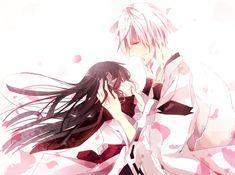 Ririchiyo and Soushi     _Inu x Boku SS