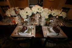 Atherton Holiday House Tour - traditional - dining room - san francisco - sususu