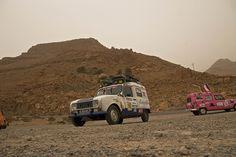 Direction le désert de Merzouga