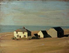 Judd's Farm by Sir William Nicholson Winifred Nicholson, William Nicholson, Illustrations, Illustration Art, Tate Gallery, Art For Art Sake, House Painting, Screen Shot, Painting Inspiration