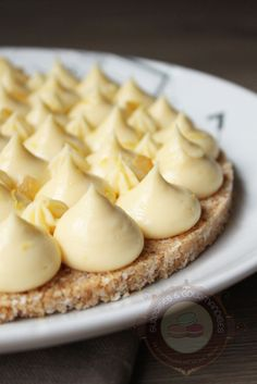 Thermomix Bread, Thermomix Desserts, Biscuit Coco, Brioche Recipe, Cake Recipes, Dessert Recipes, Cookie Cake Pie, Tart Filling, British Baking