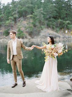 bride and groom from Galiano Island Wedding Inspiration Wedding Blog, Destination Wedding, Wedding Ideas, Rd Congo, Irish Wedding, Island Weddings, Vancouver Island, Love Is Sweet, Big Day