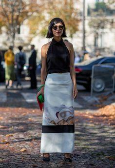 Paris Fashion Week – Spring/Summer 2015 – Streetstyle~ Nicole Warne