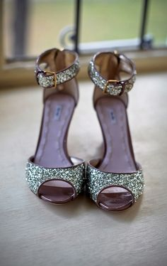 ♡ Wedding Story ♡ Miu Miu wedding shoes
