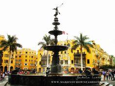 Travels: Lima- Perú  http://www.jackelinccorahua.com/