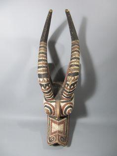 Seltene Alte Antilopenmaske Bobo Burkina Faso Old Mask from Burkina Faso | eBay