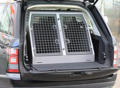 Dog Cage Range Rover L405 (2013>) Dog Crate