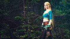 Princess Zelda - Breath of the Wild by RACHEL-NYCOLE.deviantart.com on @DeviantArt