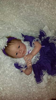 Jamie's Reborn Nursery REBORN BABY GIRL