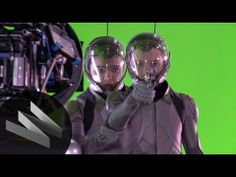 Design FX - Ender's Game: Creating a Zero-G Battle Room Effects
