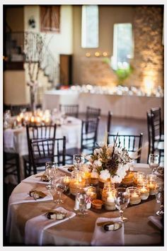 Decorations, Fall Themed Wedding Table Decorations: Fall Wedding Table Decorations: Make Them Suitable to the Season
