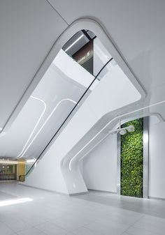 Place Quebec designed by Atelier 21 Architects