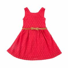 Timesless Charm Sleeveless Dress--Red, 66.7% discount @ PatPat Mom Baby Shopping App