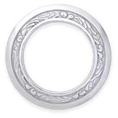 "Al Stohlman Brand Collar Ring 3"" (7.6 cm)"