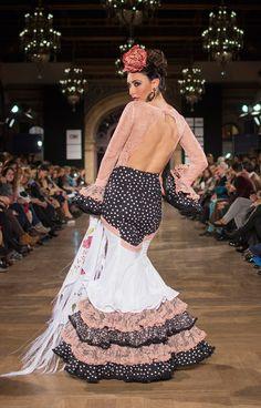 "Lola Azahares ""Diosas Flamencas"" - We Love Flamenco 2016   Moda Flamenca - Flamenco.moda Dance Wear, Lace Skirt, Ballet Skirt, Skirts, Love, Dancing, Tips, Fashion, Big Earrings"