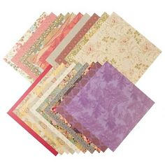 Anna Griffin® 60-piece Fall Paper Kit at HSN.com.