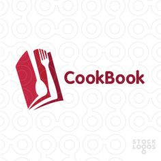 Book Logo, Logo Restaurant, Logo Images, Cooking, Graphics, Style, Parrots, Kitchen, Swag