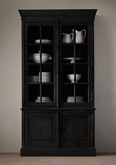 Restoration Hardware French Casement Sideboard And Hutch More Mullions Than The Grand Dining Room CabinetsDining