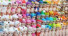 Sonny Angel rainbow! Start your collection here: http://www.yellowlolly.com/Sonny-Angels_c_125.html