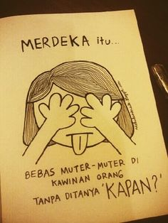 Merdeka itu artinya.. Just Smile, Cheer Up, Be Yourself Quotes, I Laughed, Laughter, Funny Pictures, Jokes, Lol, Feelings