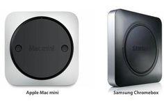 Apple Mac Mini Vs. Samsung Chromebox (comparison)