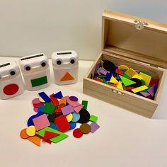 Kindergarten Math, Preschool, Montessori, Toy Chest, Crafts For Kids, Nursery, Activities, Education, Storage