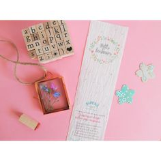 Adeline Klam, Tampons, Html, Alphabet, Seed Packets, Flower Seeds, Paper Flowers, Copper Frame, Japanese Paper
