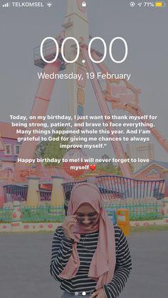 Happy Birthday Best Friend Quotes, Happy Birthday Quotes For Friends, Birthday Girl Quotes, My Birthday, Bff Quotes, Wish Quotes, Reminder Quotes, Birthday Captions Instagram, Happy Birthday Captions