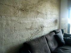 Die 131 besten bilder von wandgestaltung wohnzimmer - Betonwand wohnzimmer ...