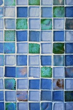 Tiled blues!