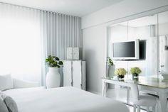 more Delano - looks just like our honeymoon room