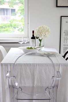 Homevialaura | Summer table is set with Antiguas Reservas red wine