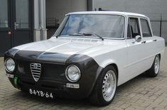 1973 Alfa Romeo Giulia Super 1600 Squadra Bianchi 08b835436
