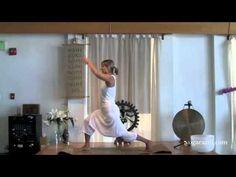 Kundalini Yoga Teacher, Maya Fiennes' Nervous System Release - YogaEarth