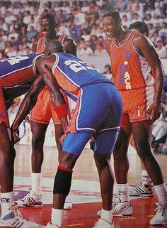 The Kings avançou alguns meses ... Michael Jordan jogou na ACB - Breathing Basket
