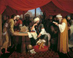 Islamic World, Islamic Art, Islam And Science, Abbasid Caliphate, History Of Islam, Arabian Art, Islamic Paintings, Historical Art, Islamic Pictures