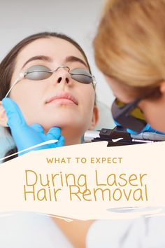 There are so many misconceptions about laser hair removal circulating around that the treatment may feel a bit intimidating. If you are coming in for your first session, you will want to know what to expect during laser hair removal. Who wouldn't?! This blog post will tell you everything you need to know before you come in for your first laser hair removal session!