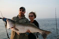 The Last Hurrah is a Chesapeake Bay Fishing Charter boat and runs fishing charters in the Cheaspeake Bay for up to 6 passengers. Charter Fishing for Striped Bass, Rockfish, Spanish Mackeral, and more.