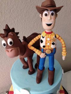 Isabella's Sweet Tooth - Toy Story figures