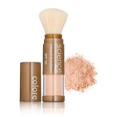 Colorescience Pro Loose Mineral Powder Foundation-Perfect light summer powder available at Mia Bella Donna Medspa