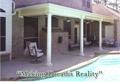 patio covers and arbors
