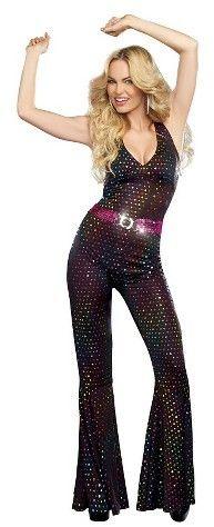 BuySeasons Women's Disco Doll Costume