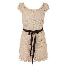 Eyelet Dress