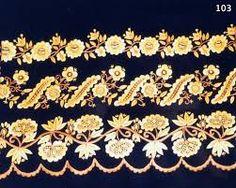 Resultado de imagen de refajos bordados