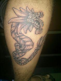 Quetzalcóatl terminado