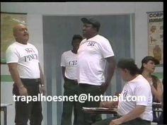 Escolinha do Quartel - Mussum Tião Macalé Lafond Didi Dedé - Trapalhões - Humor - YouTube
