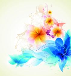 Flower: vector flower wallpaper backgrounds, vector flower line Flower Wallpaper, Wallpaper Backgrounds, Colorful Backgrounds, Wallpaper Keren, Abstract Flowers, Blue Abstract, Flowers Background, Vector Background, Collor